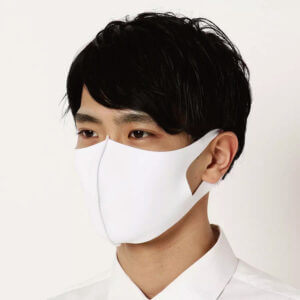 マスク着用イメージ男性